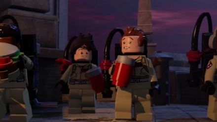 Vid�o : LEGO Dimensions : Ghostbusters Level Pack