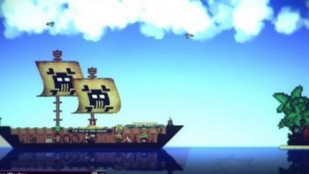 Vid�o : Pixel Piracy sur consoles - Trailer d'annonce 21 janvier 2016