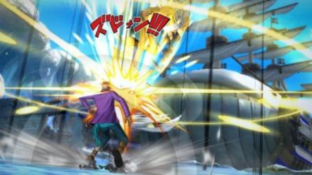 vidéo : One Piece : Burning Blood - Gameplay part 1