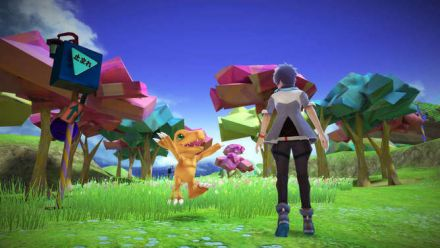 Digimon World Next Order : Trailer PS Vita