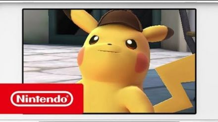 Vidéo : Detective Pikachu : Get Ready to Crack the Case !