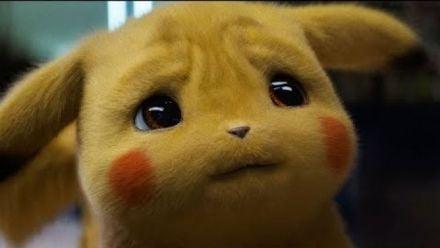 Detective Pikachu : Trailer What a Pikachu World