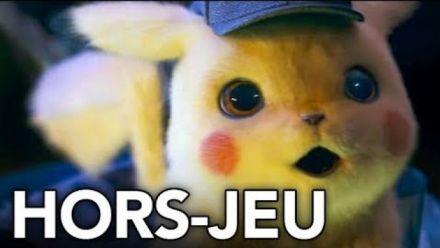 Vid�o : HORS-JEU : Traz a vu le film Detective Pikachu
