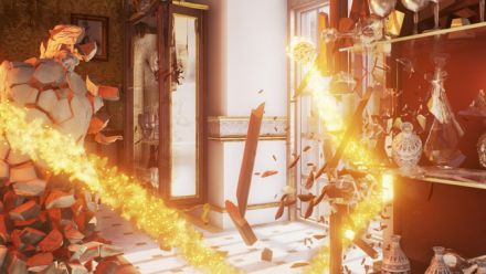 Vid�o : Dangerous Golf : Extrait de gameplay