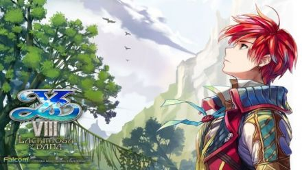 Vid�o : Ys VIII : Lacrimosa of Dana - trailer de lancement