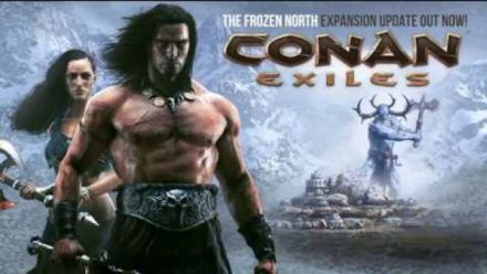 Vid�o : Conan Exile : Trailer Frozen North Lancement