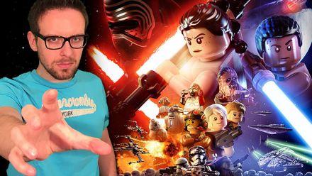 Vidéo : LEGO Star Wars Le Réveil de la Force : notre TEST vidéo