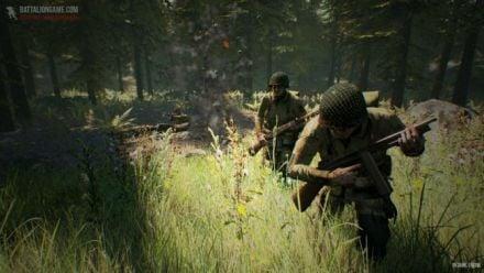 Vid�o : Un nouveau trailer pour Battalion 1944