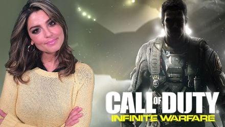 #GameblogLIVE : Découvrez Call of Duty Infinite Warfare avec Carole