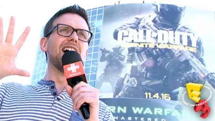 E32016 : Impressions COD Infinite Warfare