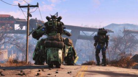 Vid�o : Fallout 4 - Automatron : Bande-annonce
