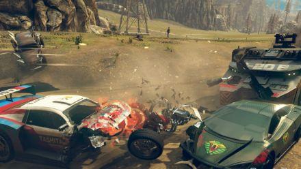 Vid�o : Trailer d'annonce de Carmageddon Max Damage
