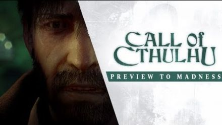 Vidéo : Call of Cthulhu : Preview to Madness