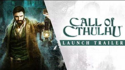 Vidéo : Call of Cthuhlhu : Trailer de lancement