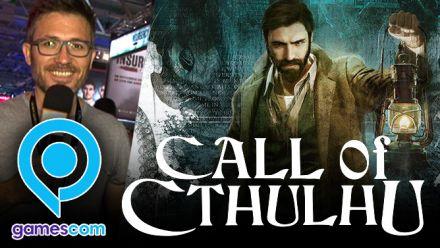 Vidéo : Gamescom 2018 : Nos impressions de Call of Cthulhu