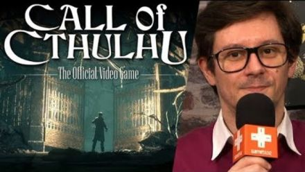 Call of Cthulhu : Nouvelles impressions avec gameplay