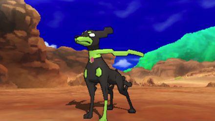 vidéo : Pokémon : Zygarde première forme