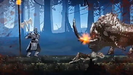 Vid�o : Slashy Souls : trailer de lancement