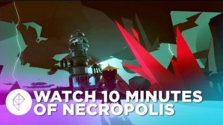 Vid�o : Necropolis - 10 minutes de gameplay
