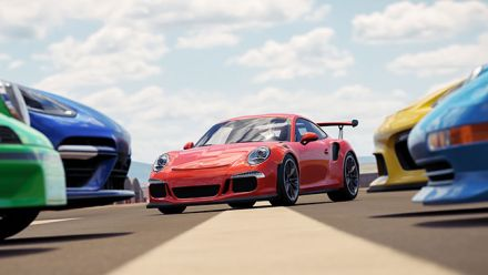 Vidéo : Forza Racing Championship New York Invitational