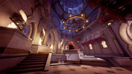 Vid�o : Mirage Arcane Warfare Courtyard