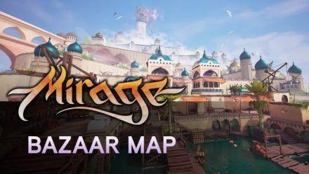 Vidéo : Mirage Arcane Warfare Bazaar