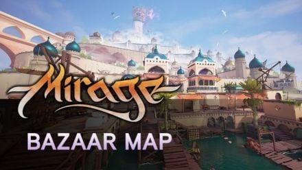vid�o : Mirage Arcane Warfare Bazaar