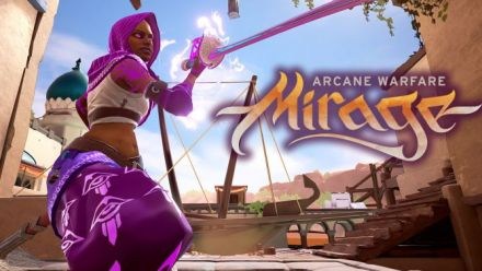 Vid�o : Mirage Arcane Warfare : Nouvelles classe