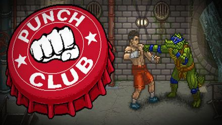 Vid�o : Punch Club Trailer - Bande-annonce