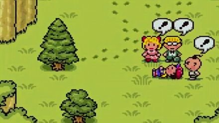 Trailer d'Earthbound sur Console Virtuelle New Nintendo 3DS