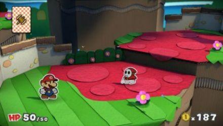 Vid�o : Paper Mario Color Splash : Nouvelle vidéo