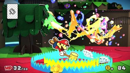 Vid�o : Paper Mario : Color Splash, date de sortie dévoilée en vidéo