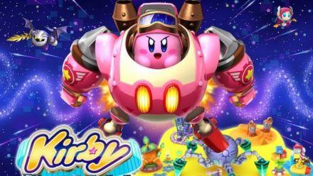 Vidéo : Kirby Planet Robobot, nouveau trailer tout en musique