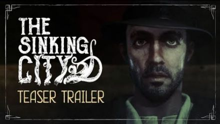 The Sinking City : Teaser Trailer