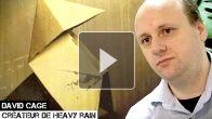 Heavy Rain : le tueur aux origamis jouable en DLC !