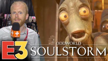 Vidéo : E3 2019 : Nos impressions d'Oddworld Soulstorm