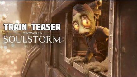 Vidéo : Oddworld : Soulstorm - aperçu d'une cinématique (GDC 2019)