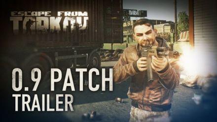 Vidéo : Escape from Tarkov Beta - 0.9 trailer