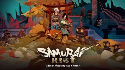 Vid�o : Trailer Greenlight de Samurai Riot