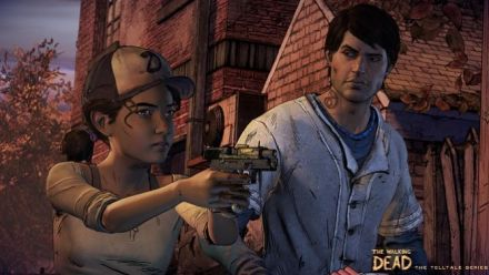 Vid�o : The Walking Dead Saison 3  : teaser trailer E3