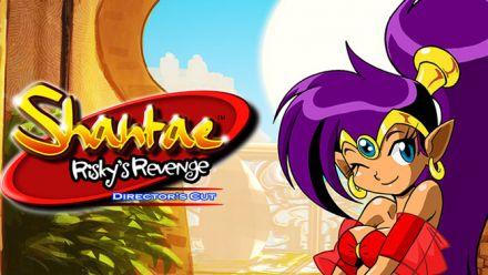 Vid�o : Shantae : Risky's Revenge Director's Cut (Wii U) - Trailer
