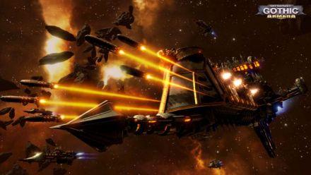 Vid�o : Le trailer de lancement de Battlefleet Gothic : Armada