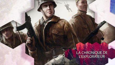 Vid�o : La Chronique de l'Explorateur : Men of War nous envoie en 1944 sur le front ouest