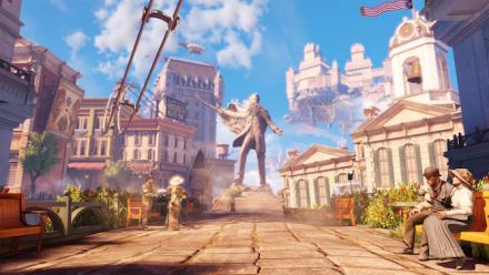BioShock The Collection : La gloire de Columbia