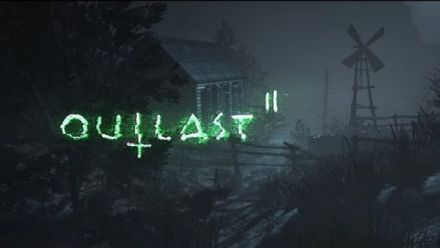 Vid�o : Outlast 2 - Deuxiéme séquence de gameplay