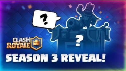 Vidéo : Clash Royale Season 3 Reveal! ? TV Royale September Update News & Balance Changes