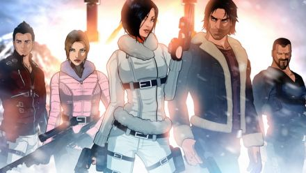 Vid�o : Extrait de gameplay de Fear Effect Sedna