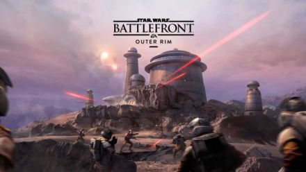 Vidéo : Star Wars Battlefront Bordure Exterieure Outer Rim DLC