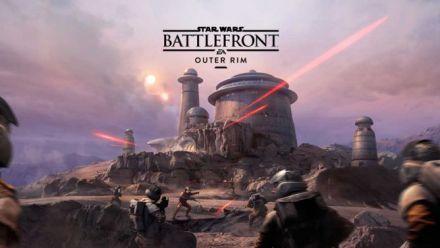 Vid�o : Star Wars Battlefront Bordure Exterieure Outer Rim DLC