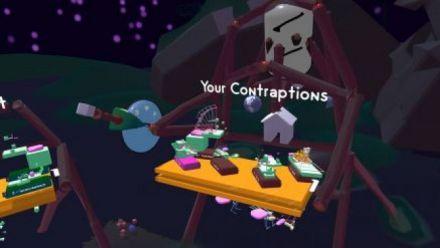Vid�o : Fantastic Contraption : HTC Vive VR puzzle déjanté
